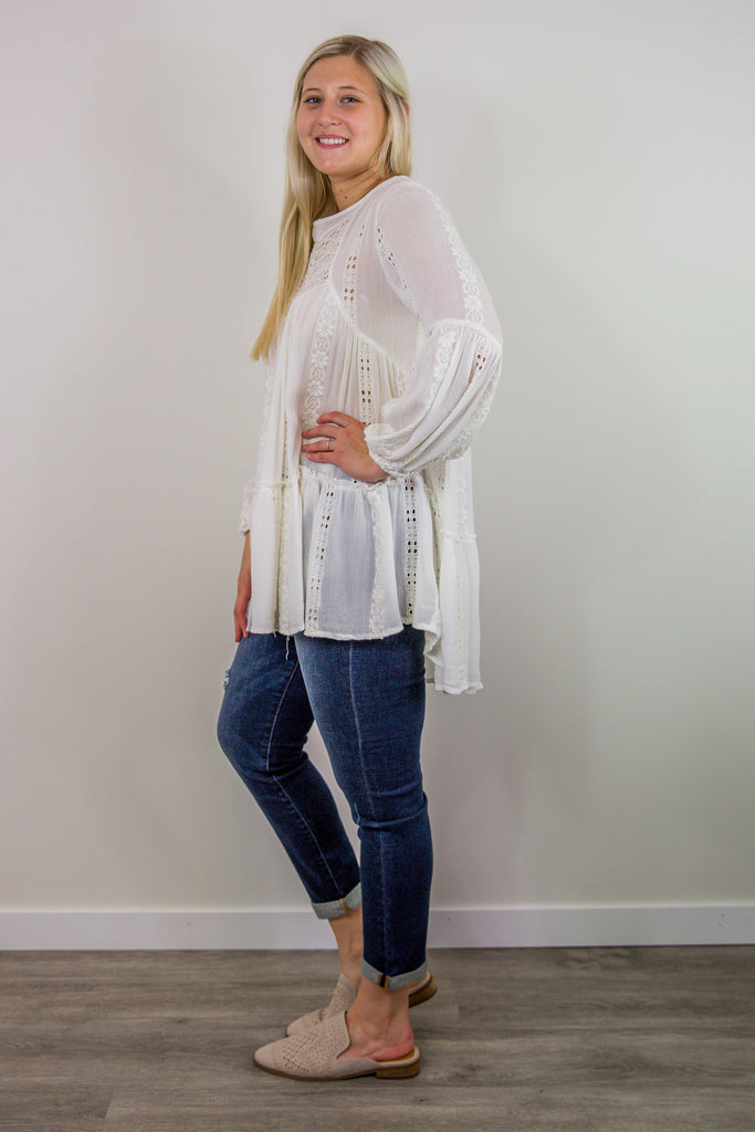 Free People Kiss Kiss Tunic