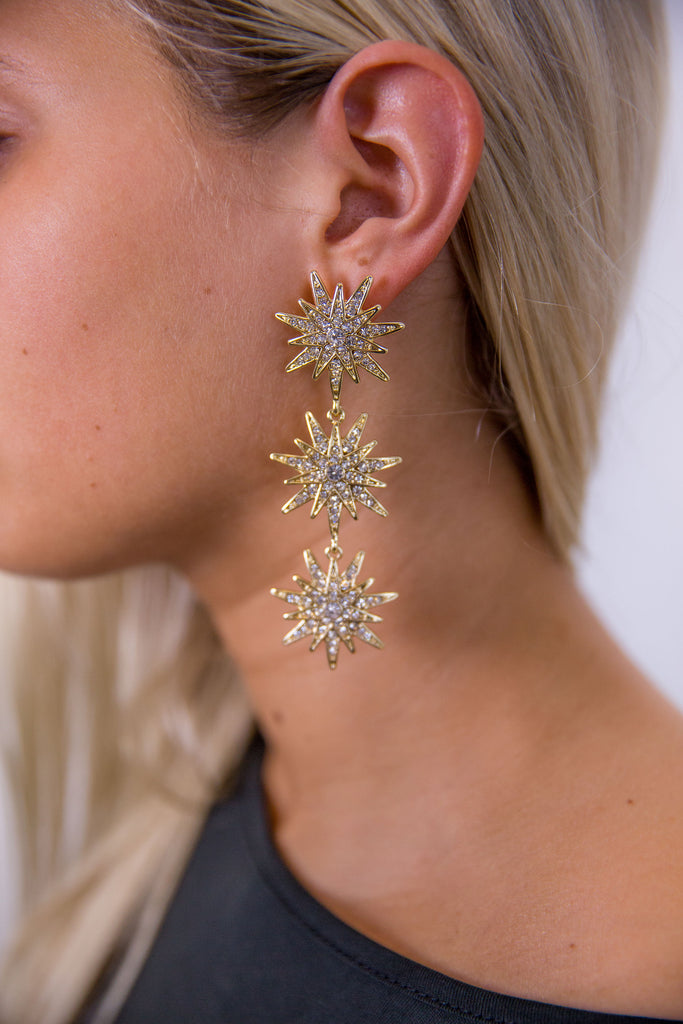 Bauble Bar Callisto Earrings