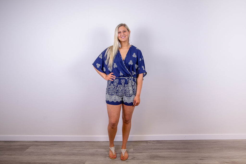 Shades On Romper