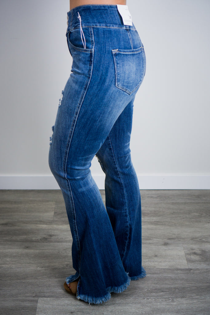 KanCan Hot Flare Jeans