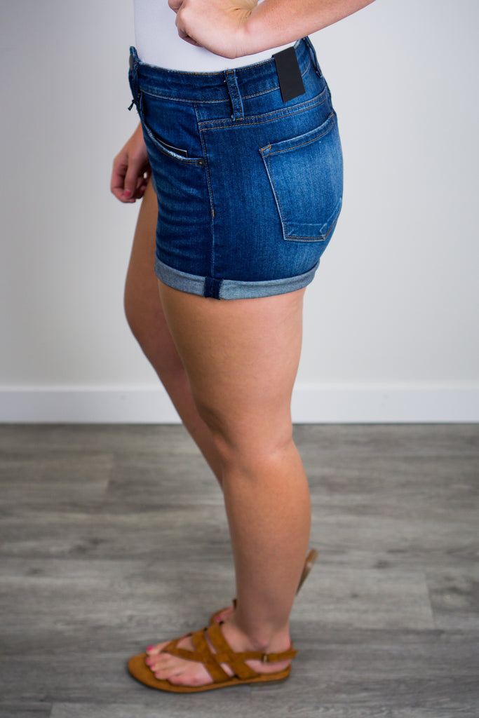 Rose Bowl Denim Short