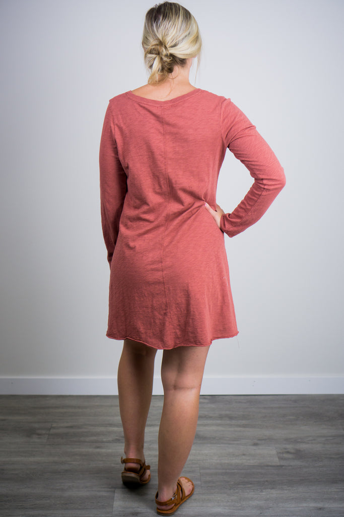 Z Supply Cotton Slub Clarington Dress