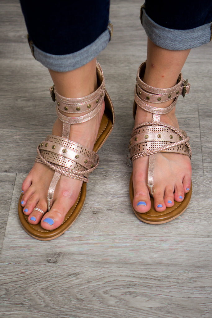Not Rated Xylia Sandal