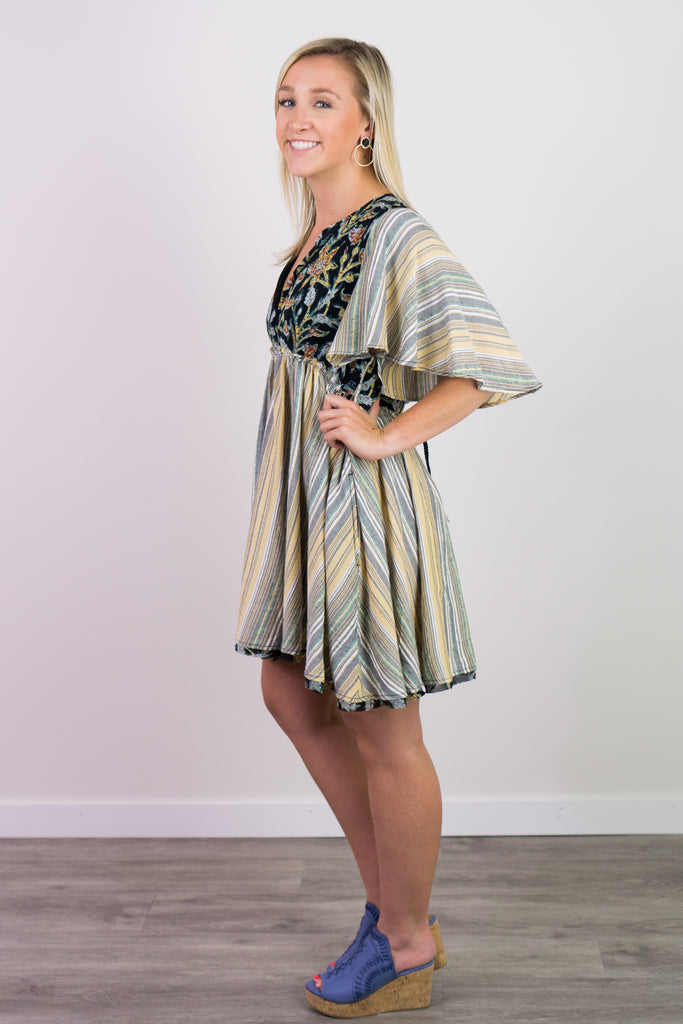 Free People Under The Sun Tunic