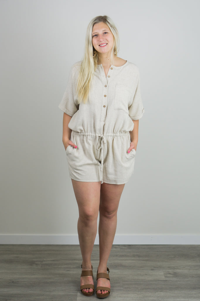 Move Like Jacquer Romper