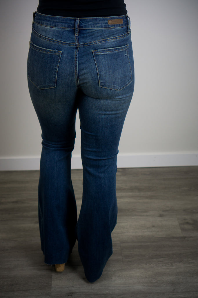 Faith Yallahs Flare Jeans