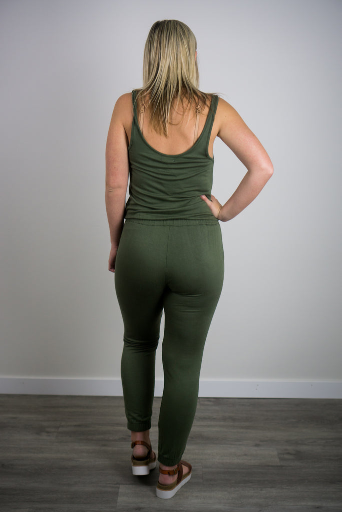 Z Supply Tank Jumpsuit