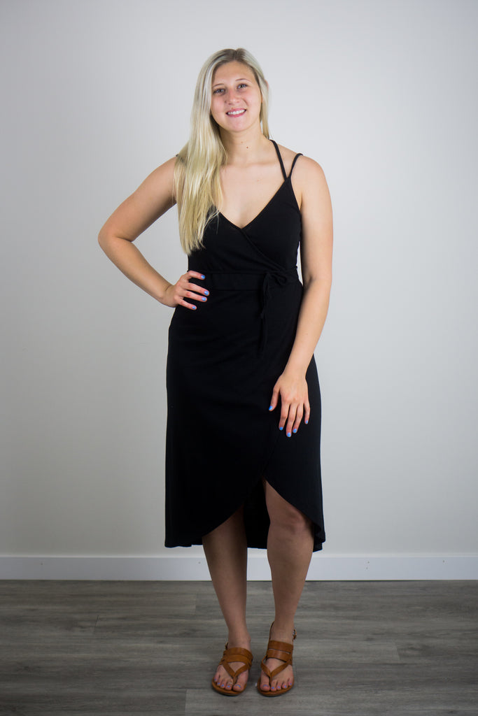 Z Supply Capri Wrap Dress