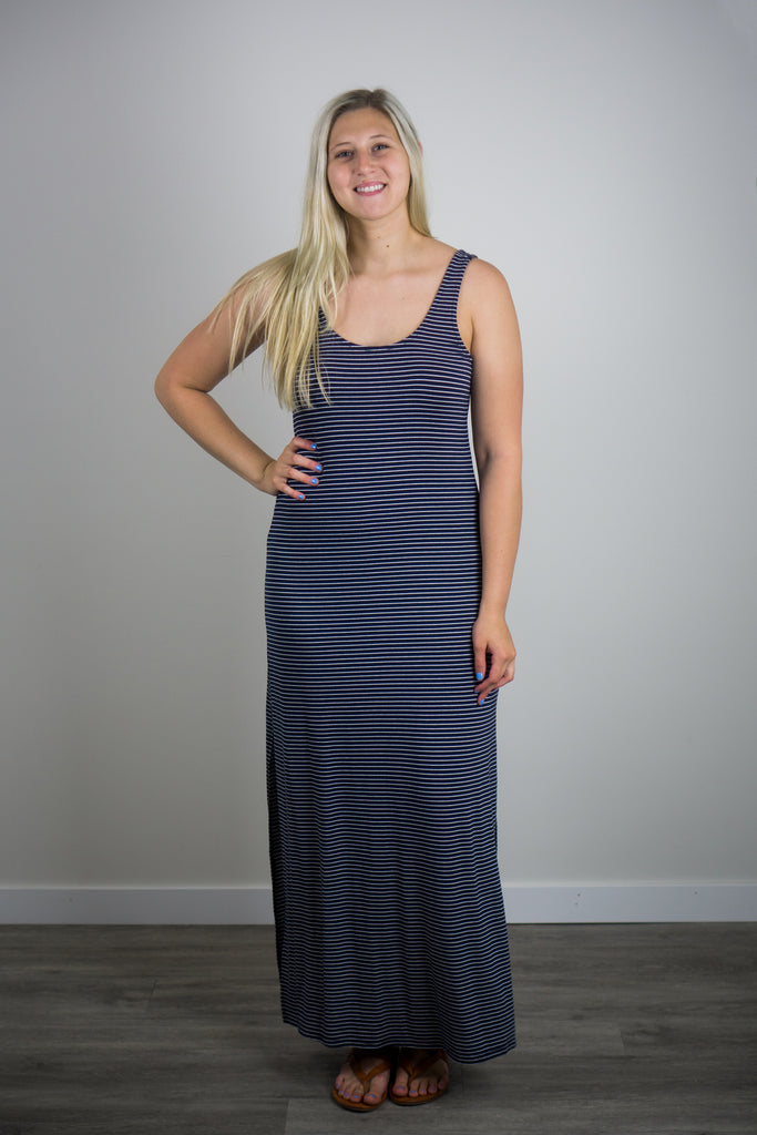 Z Supply Micro Stripe Maxi