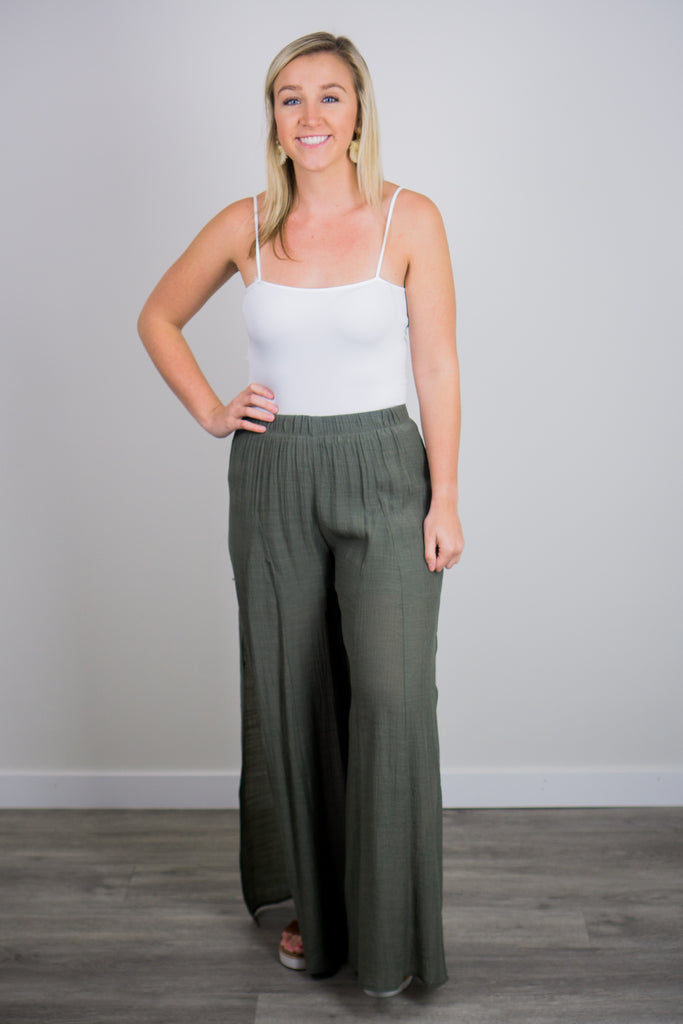 Break Out Palazzo Pant