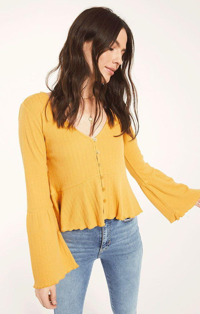 White Crow Chaves Top