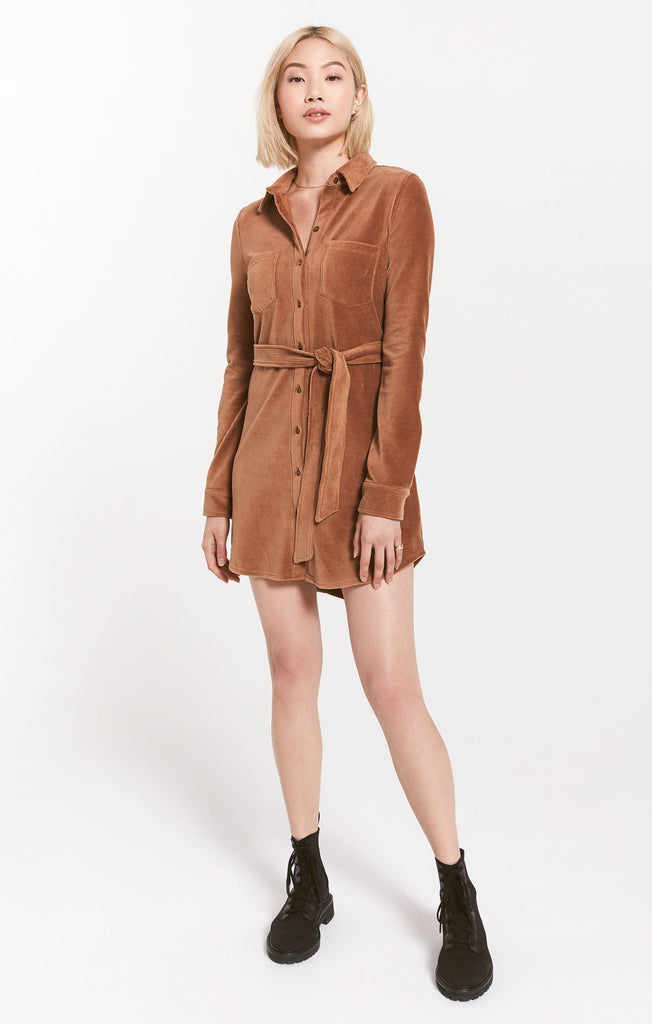 Z Supply Emelyn Cord Dress