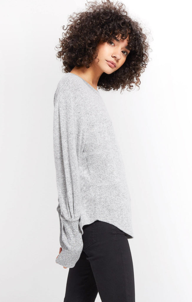 Z Supply Vada Marled Top