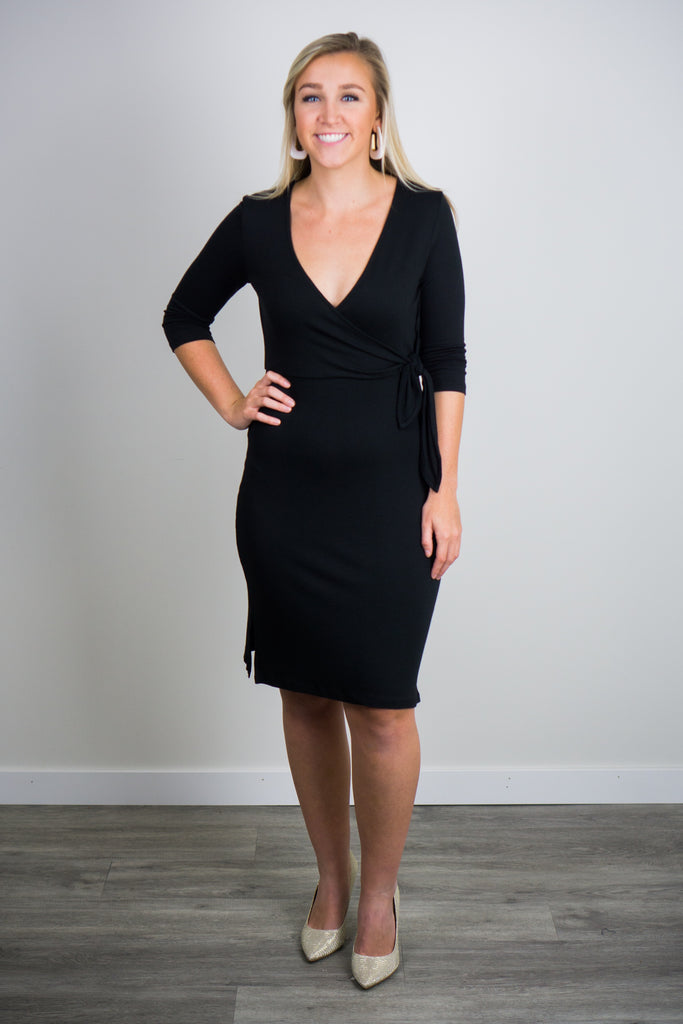 Z Supply The Dahlia Wrap Dress