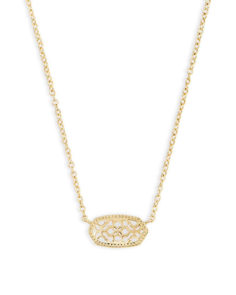 Kendra Scott Elisa Filigree Necklace