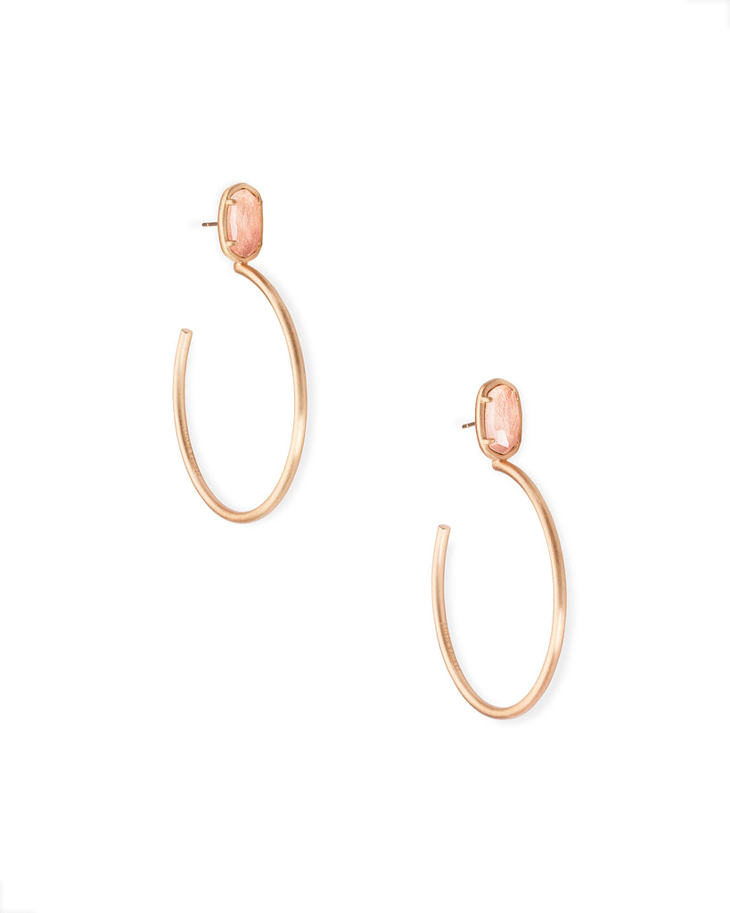 Kendra Scott Small Stone Pepper Earring