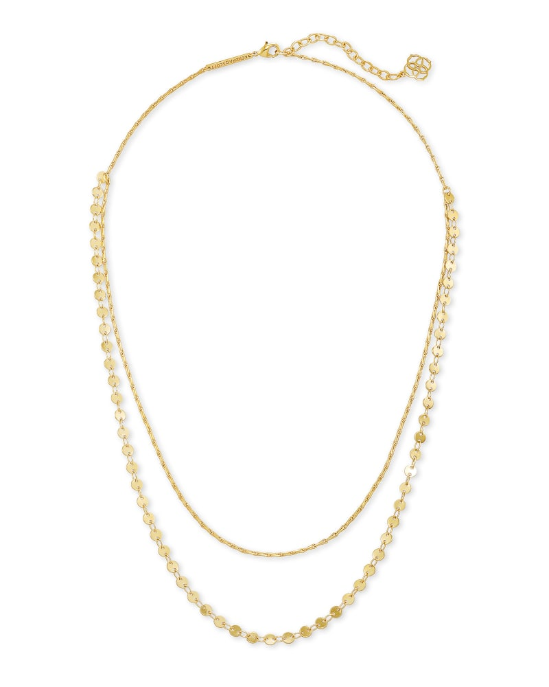 Kendra Scott Sydney Multi Strand Necklace