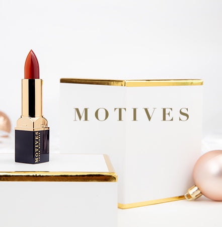 Motives cosmetics by Loren Ridinger