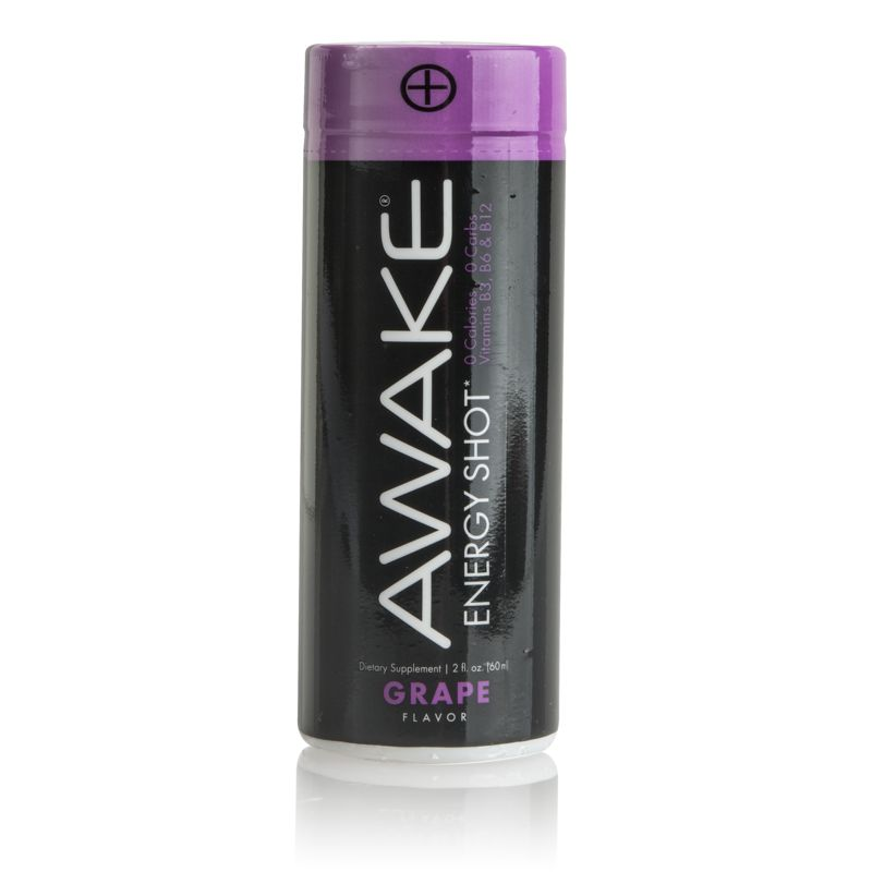 AWAKE - Energy Shot - Single Box (10 bottles)
