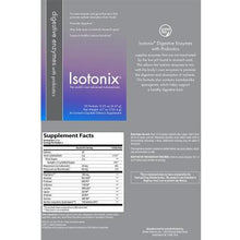 Isotonix® Digestive Enzymes with Probiotics