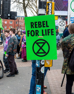 Interview with Extinction Rebellion Activist Izzy Carveth