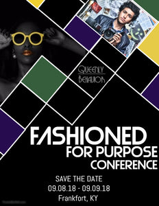 Fashioned for Purpose Conference Speakers