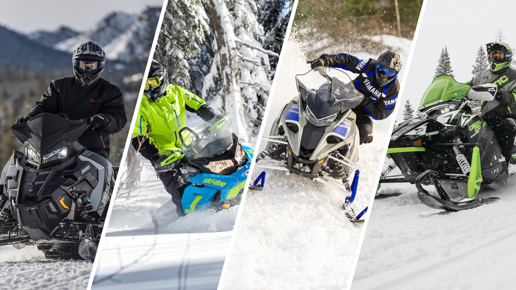 Here are some tips on how to get your snowmobile ready for the upcoming season