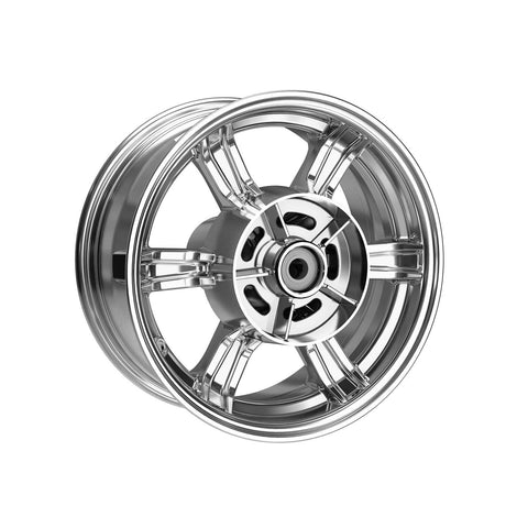 Chrome Rear Wheel All Spyder 2012 models and prior