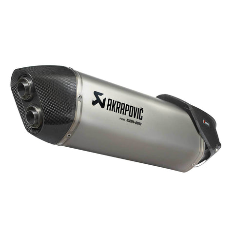 Akrapovic Sport Touring 3C Silencer Spyder F3-T, F3 Limited, RT 2015 and up