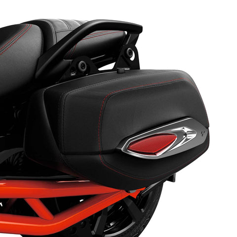 Cross-Country Detachable Saddlebags Spyder F3, F3-S 2016 & up