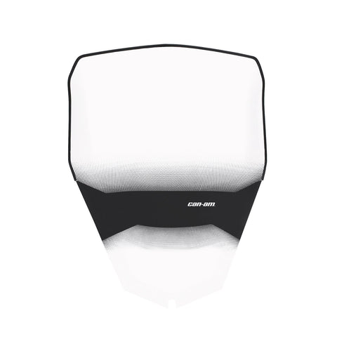 High Windshield for Deluxe Fairing