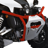 Front Pre-Runner Bumper for Maverick, Maverick MAX Can-Am Red
