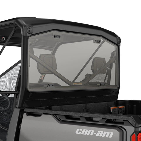 Rear Glass Window for Defender (except X mr models)