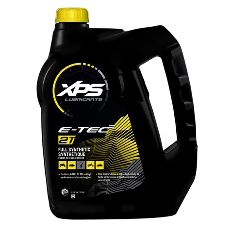 2T E-TEC Synthetic Oil - 2,5 US gal. / 9,46 L