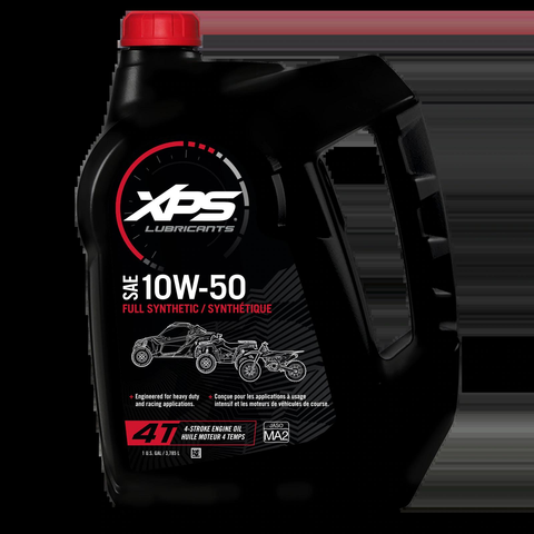4T 10W-50 Synthetic Oil - 1 US gal. / 3,785 L