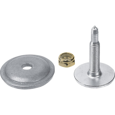 "286 Phantom Series Studs & Support Plates by Woody's - (5/16 - 1.075"" (120"" track) (REV Gen4, XS, XP, XR) - Pack of 84"