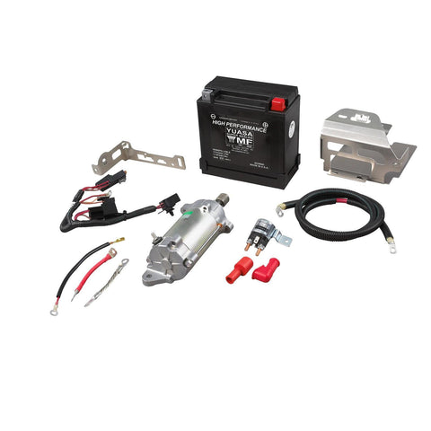 Electric Starter Kit (REV-XP with 500 SS, 600 Sport (2009 and up), XP Fan, XU Tundra)