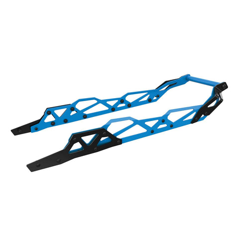 "Adventure Rear Bumper (REV Gen4 (Narrow) 154"") OCTANE BLUE BLACK"