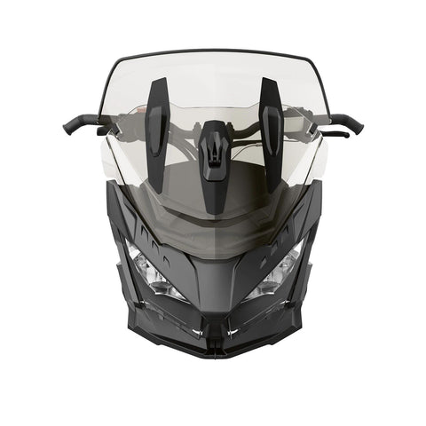 Adjustable Windshield - Low to Medium (REV Gen4)