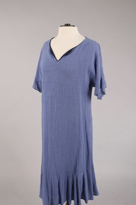 Swing Dress in Blue