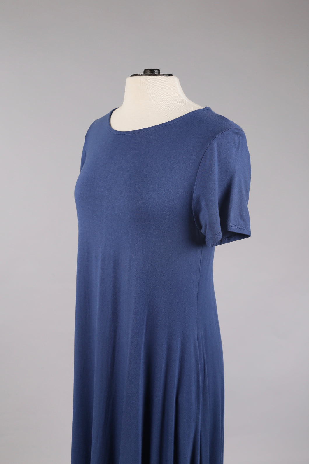 Basic Dress in Blue