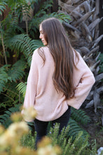 Oversized Sweater in Pink