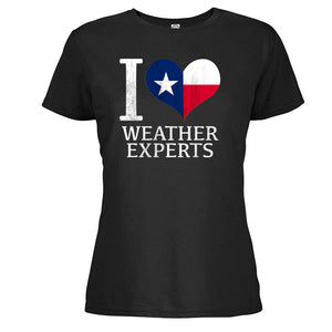 NBC 5 I Love Weather Women's T-Shirt