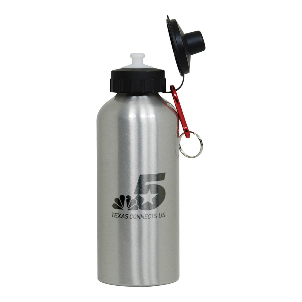 NBC 5 Texas Connects water Bottle