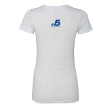 NBC 5 Texas Star Logo Women's Tri-Blend T-Shirt