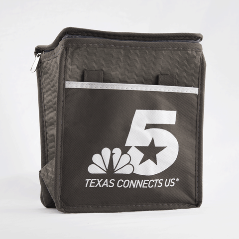 NBC 5 Lunch Bag