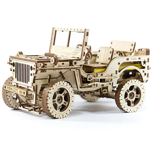 4x4 - Willys MB Jeep