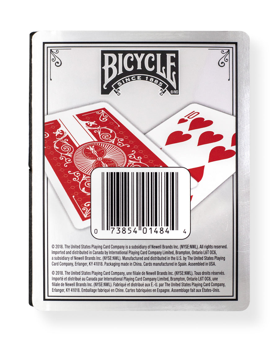 Bicycle Prestige: Red