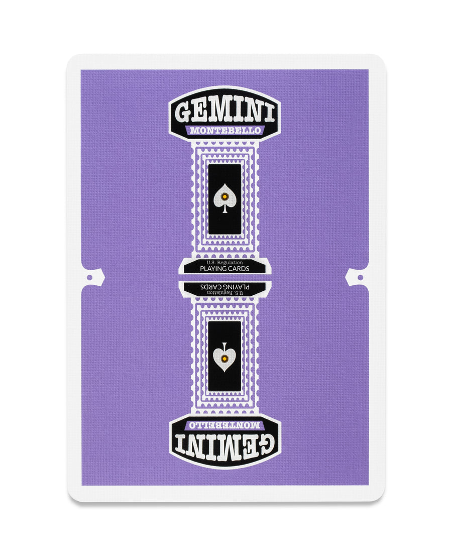 Gemini Casino: Purple