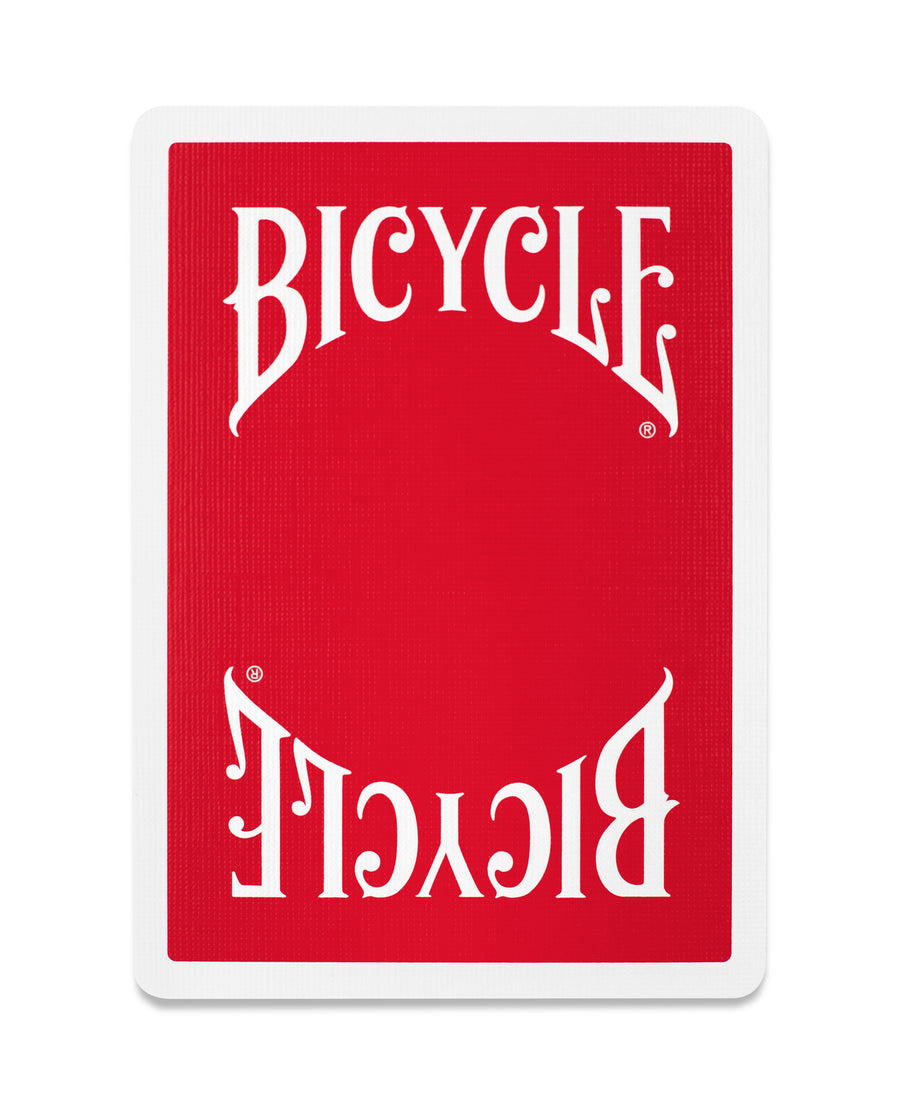 Bicycle Insignia: Red
